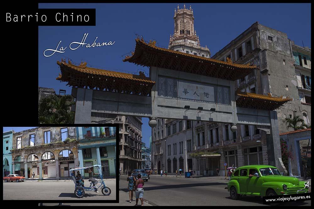 Barrio chino. Paseando por Centro Habana