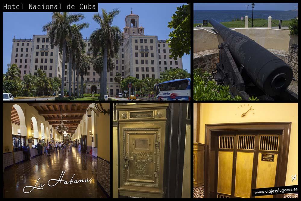 Hotel Nacional de Cuba. La Habana