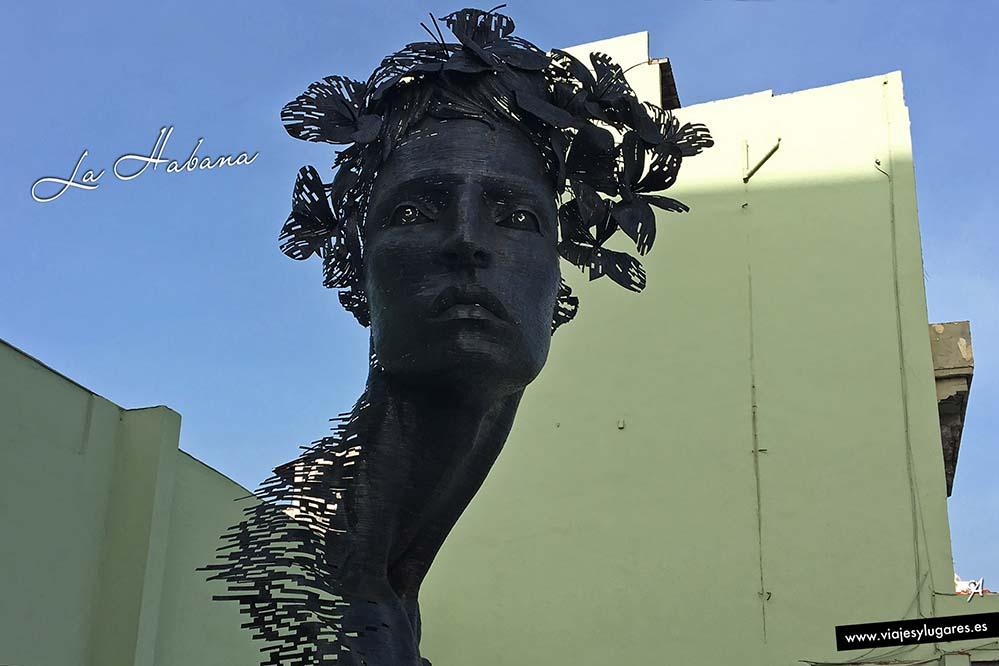 Primavera, de Rafael Miranda San Juan. Esquina de Malecón y Galiano. La Habana