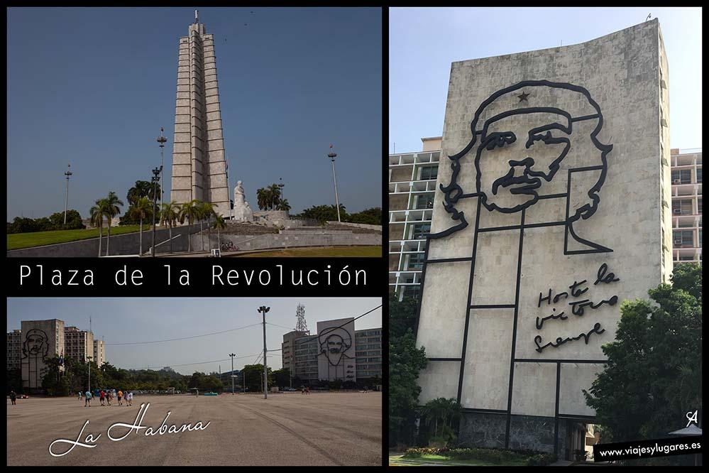 Plaza de la Revolución. La Habana