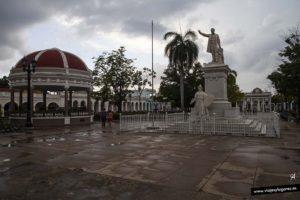 Parque José Martí. Cienfuegos