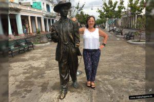 Paseando por Cienfuegos: Paseo del Prado