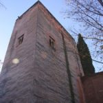 Torre de la Cautiva en la Alhambra de Granada