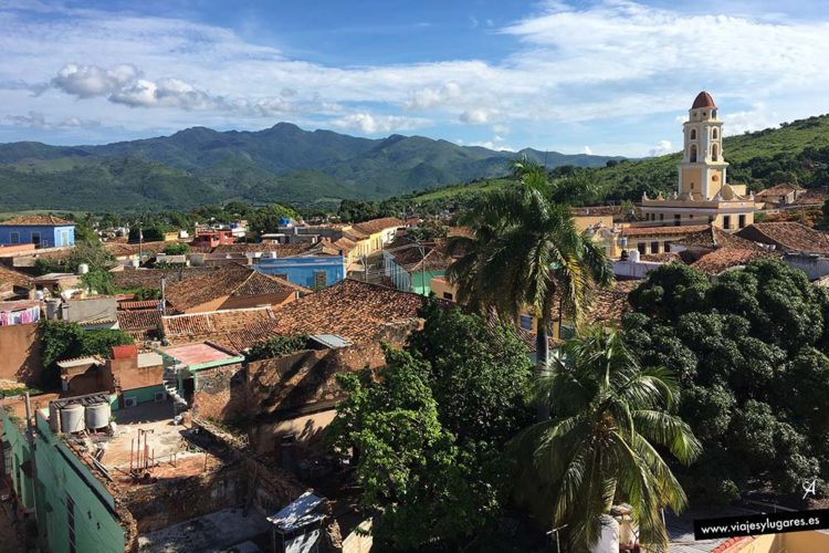 Palacio de Cantero. Trinidad