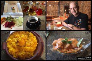 Restaurante Cubita Santander. Calle Gutiérrez, 471. Trinidad