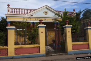 Calle Lino Pérez nº 33. Trinidad