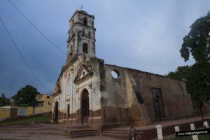 Iglesia de Santa Ana en Trinidad de Cuba