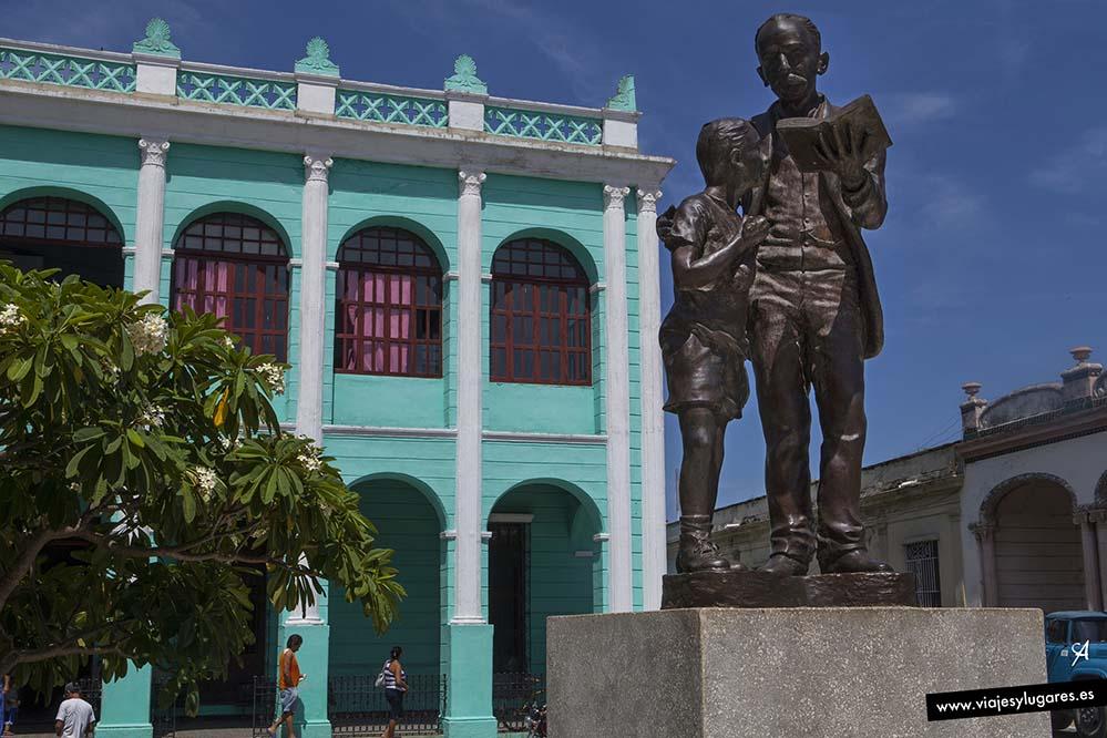Parque Martí. Camagüey