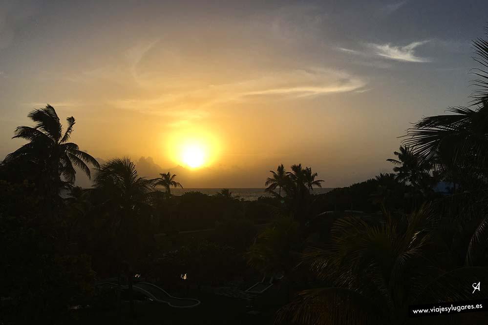 Amanecer en Cayo Coco, Cuba