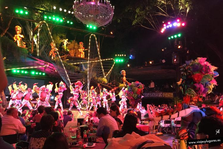 Cabaret Tropicana. La Habana. Cuba