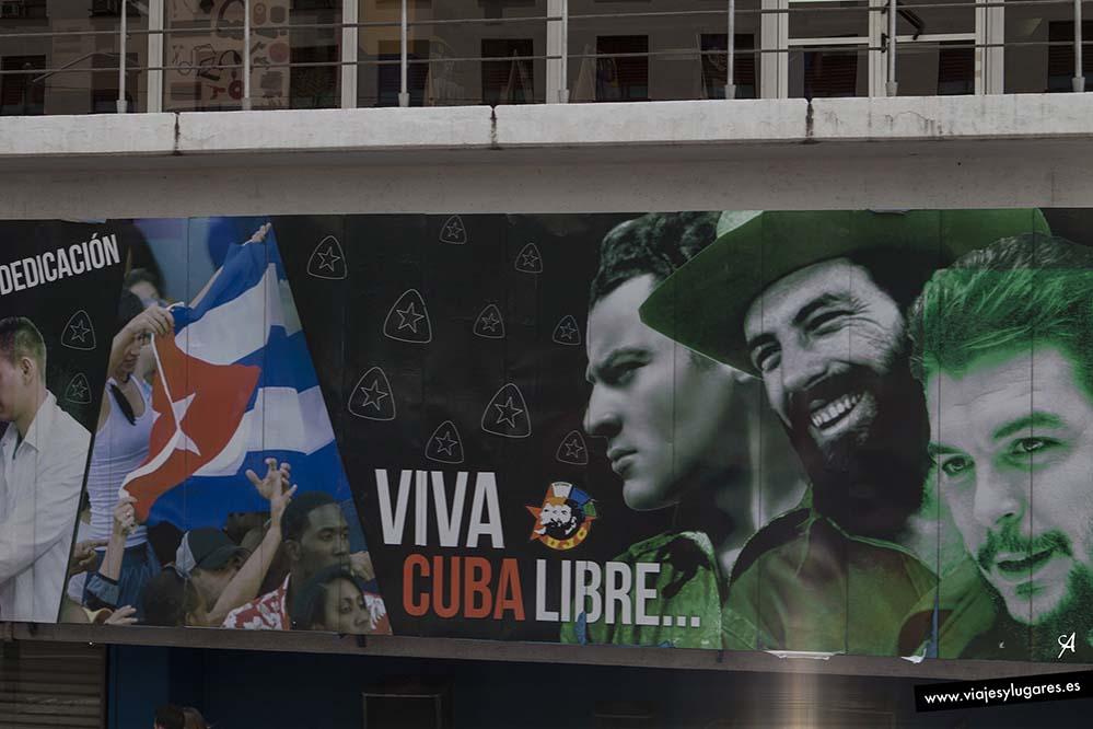 Viva Cuba Libre. La Habana