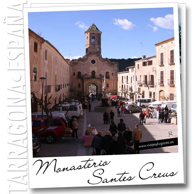 Real Monasterio de Santes Creus, Tarragona