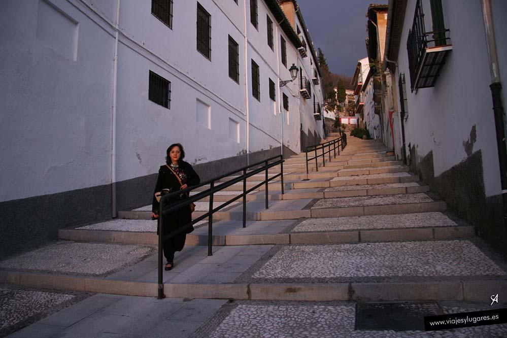 El Realejo en Granada