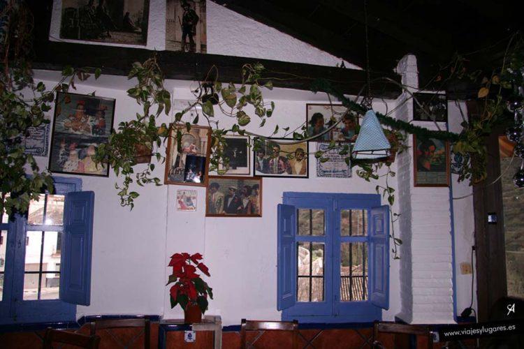Casa Juanillo en el Sacromonte, Granada