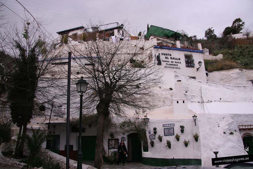 Sacromonte: Cuevas