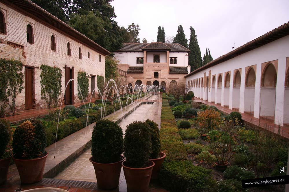 El Generalife. Alhambra de Granada