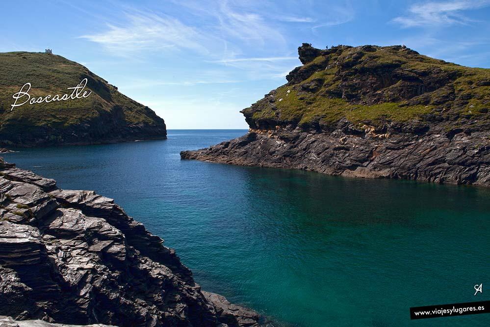 Boscastle • Cornwall • Inglaterra • Reino Unido