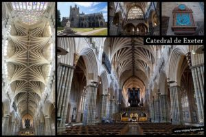 Catedral. Exeter
