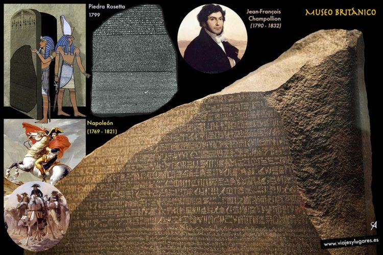 Museo Británico Piedra de Rosetta