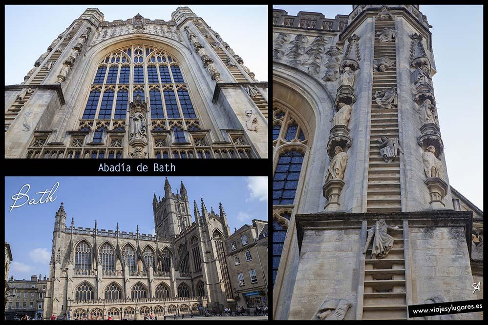 Abadía gótica de Bath