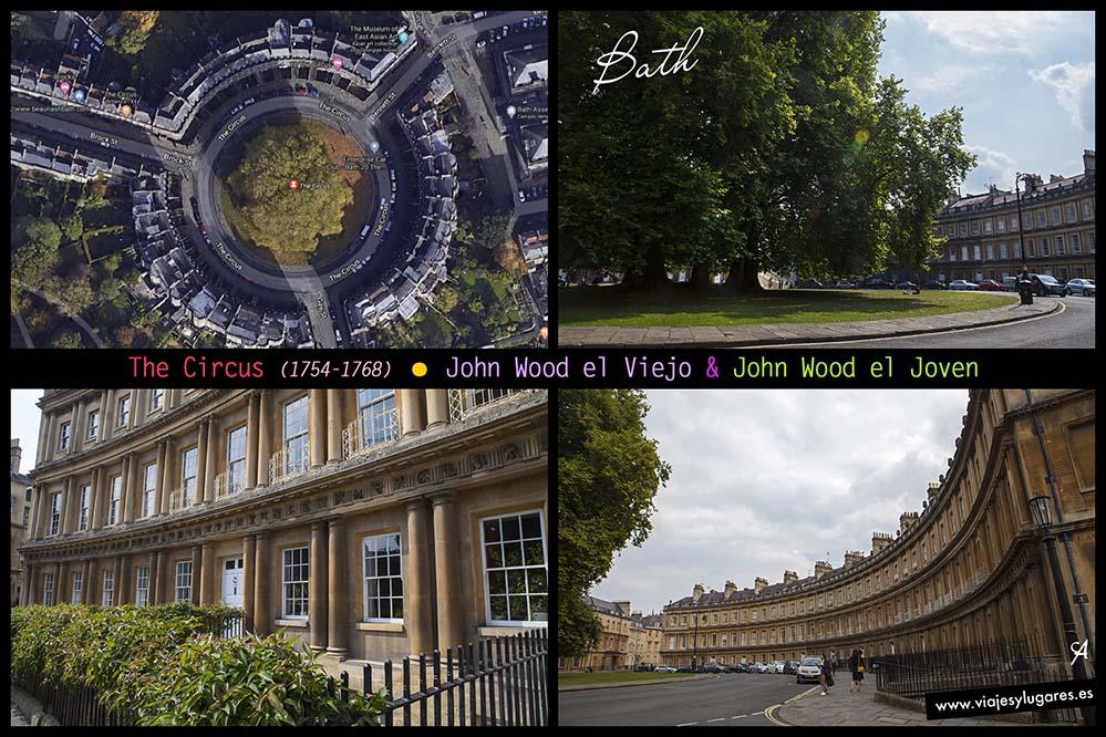 9 imperdibles de Bath. The Circus en Bath