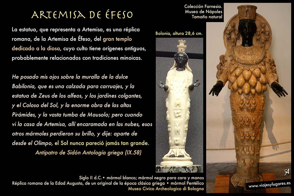 Grecia: Artemisa de Éfeso
