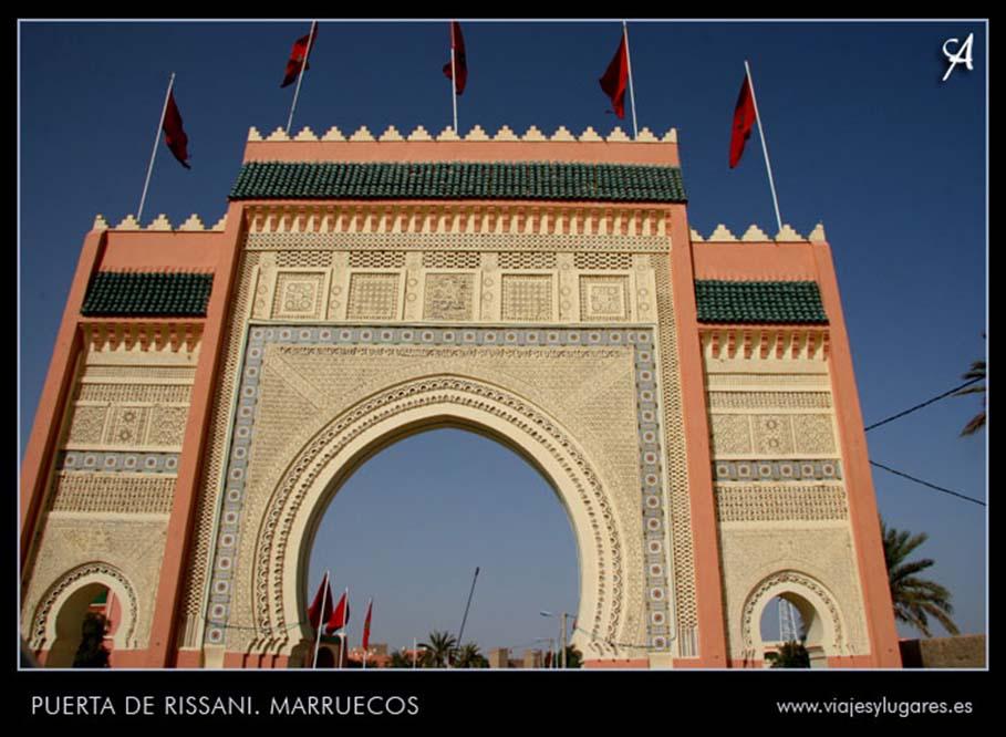 Rissani. Marruecos