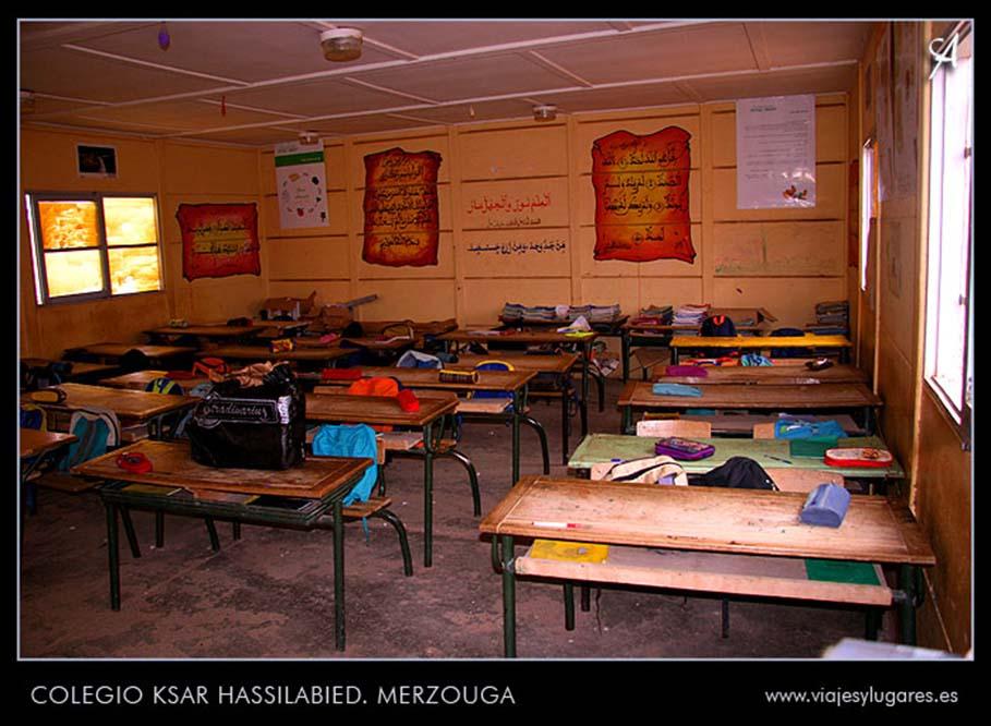 Colegio de Ksar Hassilabied