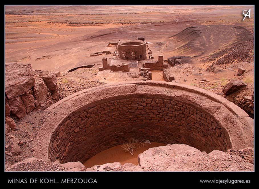 minas de Kohl