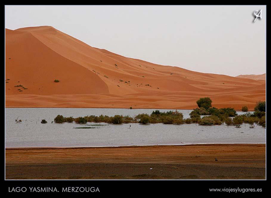 Lago Yasmina