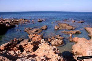 Qué ver y hacer en Denia: Playa de les Rotes