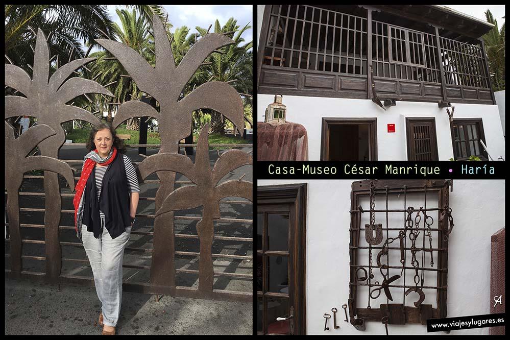 Casa-MuseoCésar Manriqueen Haría, Lanzarote