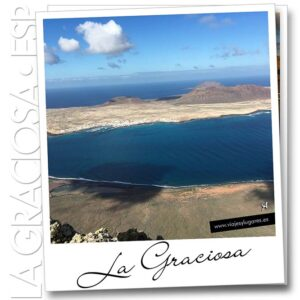 Diario de viaje de Lanzarote: La Graciosa