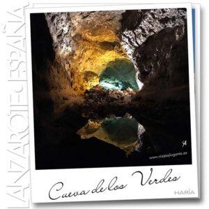 Cueva de los Verdes, Haria, Lanzarote