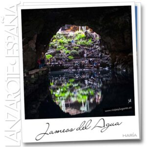 Diario de viaje de Lanzarote: Jameos del agua