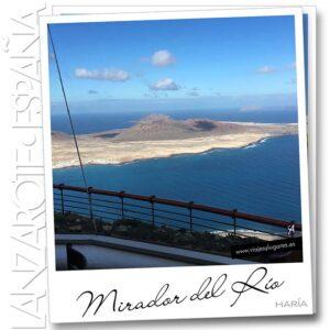 Diario de viaje de Lanzarote: Mirador del Río