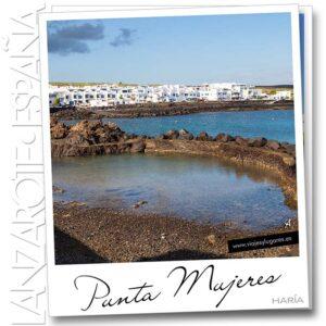 Punta Mujeres. Haria. Lanzarote. España