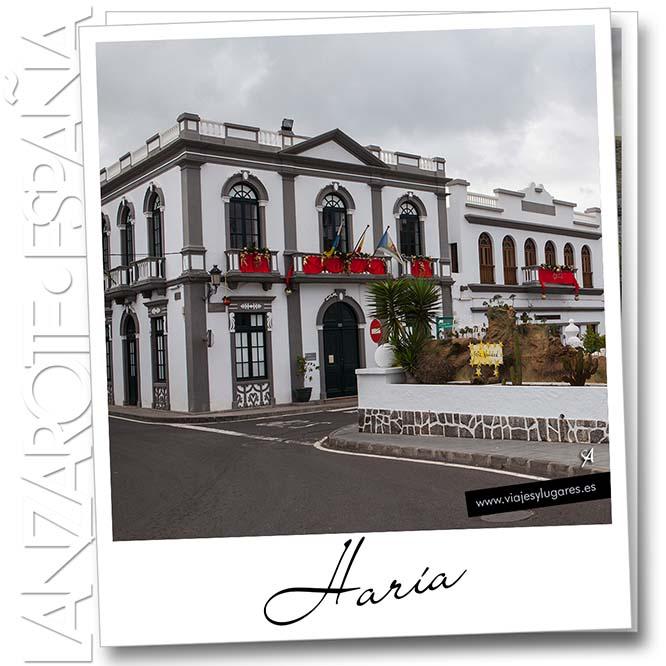Haria•Lanzarote•España
