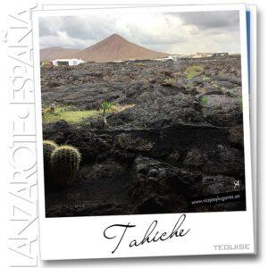 Diario de viaje de Lanzarote: Tahíche