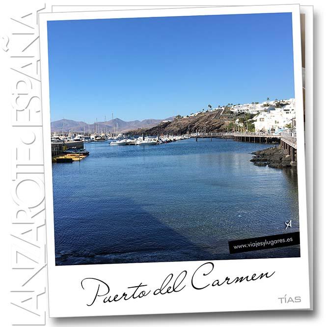 Puerto del Carmen. Tías. Lanzarote