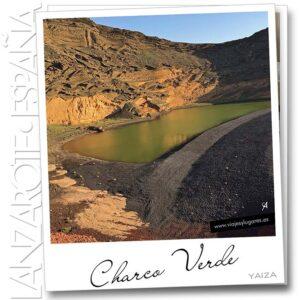 Charco Verde. Yaiza. Lanzarote
