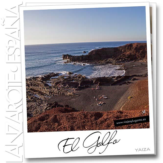 El Golfo. Yaiza. Lanzarote