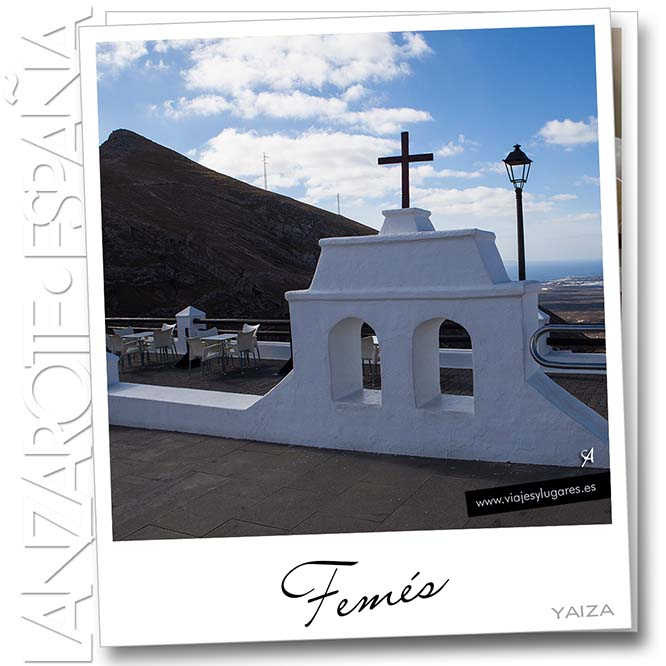 Femés. Lanzarote