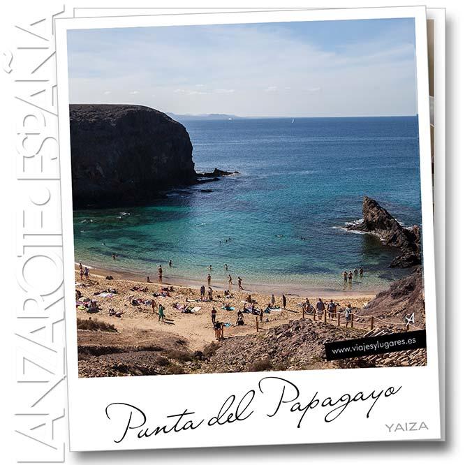 Punta del Papagayo • Yaiza •Lanzarote•España