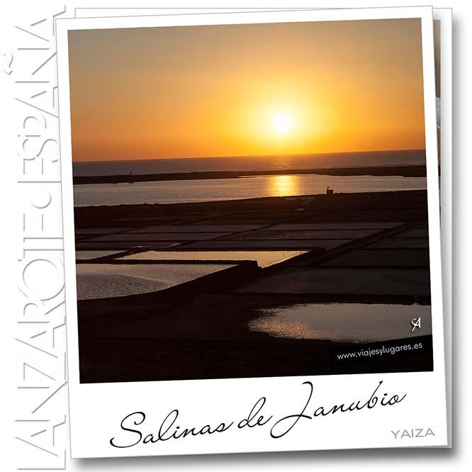 Salinas de Janubio. Yaiza. Lanzarote. España