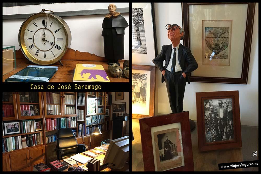 A Casa, de José Saramago