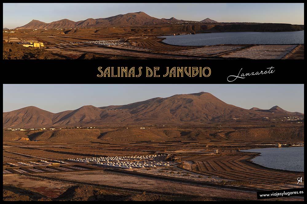 Salinas de Janubio. Yaiza