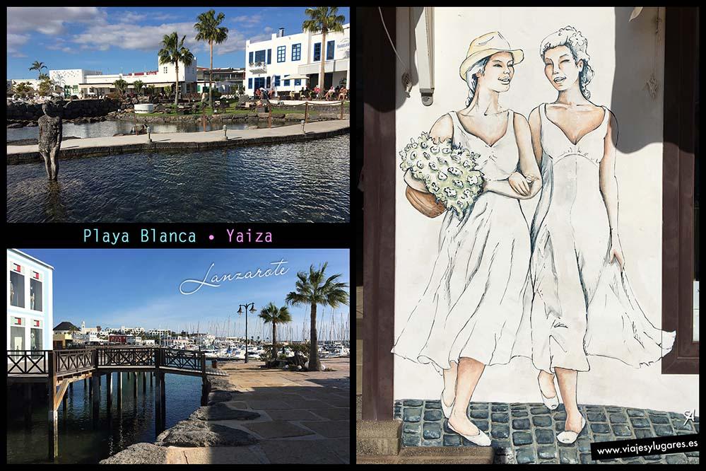 Playa Blanca. Yaiza