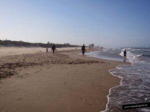 Cullera: Playa del Dosel