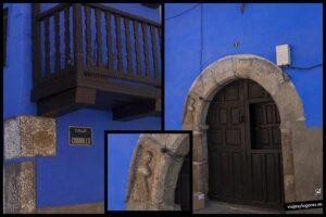 Casa de las Muñecas. Garganta de la Olla. Valle de la Vera